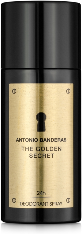 Antonio Banderas The Golden Secret - Дезодорант