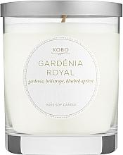 Духи, Парфюмерия, косметика Kobo Gardenia Royal - Ароматическая свеча