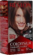 Духи, Парфюмерия, косметика Стойкая краска для волос - Revlon ColorSilk Beautiful Color
