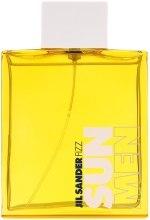 Духи, Парфюмерия, косметика Jil Sander Sun Men Fizz - Туалетная вода (тестер с крышечкой)