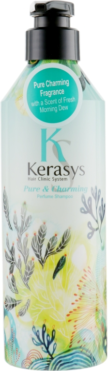"Шампунь для волос ""Шарм"" - KeraSys Pure & Charming Perfumed Shampoo"