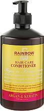 "Духи, Парфюмерия, косметика Кондиционер для волос ""Аргания и макадамия"" - Rainbow Professional Hair Care Conditioner"