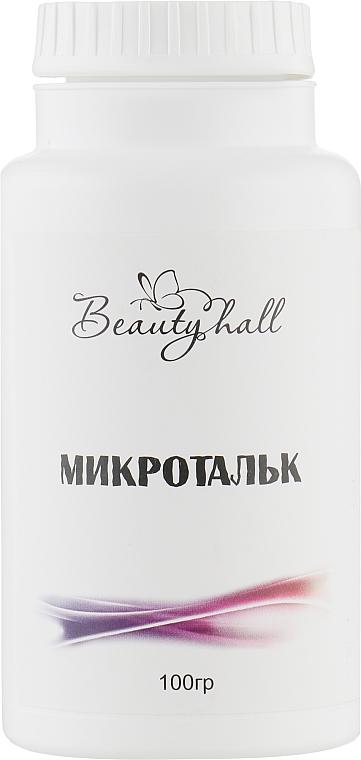 Микротальк для шугаринга - Beautyhall