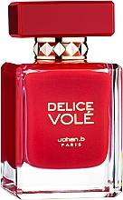 Духи, Парфюмерия, косметика Johan B Delice Vole - Парфюмированная вода (тестер с крышечкой)