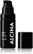 Духи, Парфюмерия, косметика Тональный крем для лица - Alcina Perfect Cover Make-up
