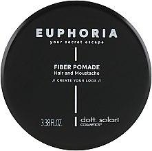 Духи, Парфюмерия, косметика Воск для сильной фиксации - Dott. Solari Euphoria Fiber Pomade