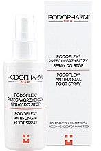 Духи, Парфюмерия, косметика Антигрибковый срей для ног - Podopharm Professional Podoflex Antifungal Foot Spray