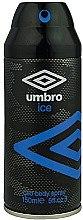 Духи, Парфюмерия, косметика Umbro Ice - Дезодорант-спрей