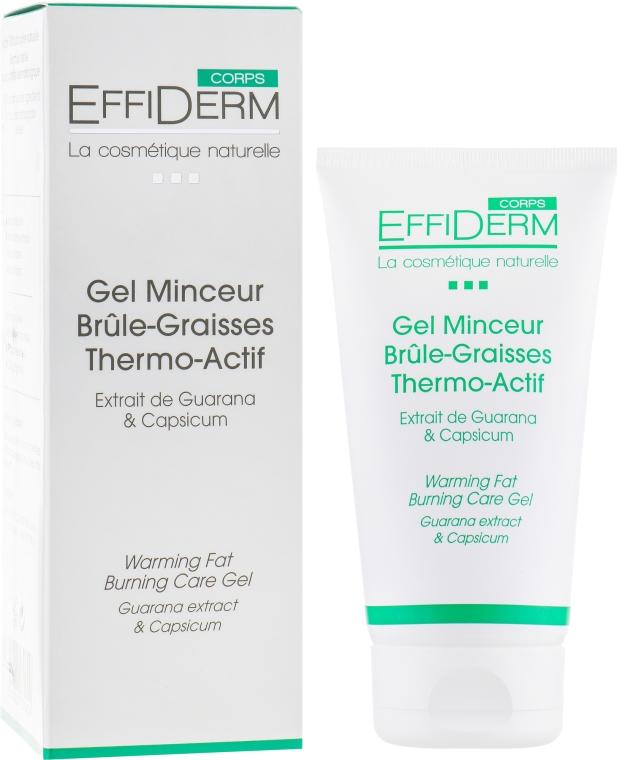 Гель для похудения сжигающий жир термоактивный - EffiDerm Corps Gel Minceur Brule-Graisses Thermo-Actif
