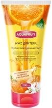 Духи, Парфюмерия, косметика Мусс для тела «Интенсивное увлажнение» - Clever Company Aquafruit