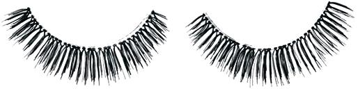 Ресницы накладные короткие густые плетеные, FR 148 - Silver Style Eyelashes
