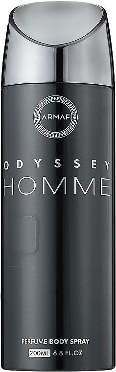 Armaf Odyssey Homme - Парфюмированный дезодорант