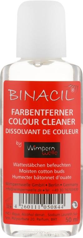 Средство для удаления краски с кожи - Wimpernwelle Colour Cleaner