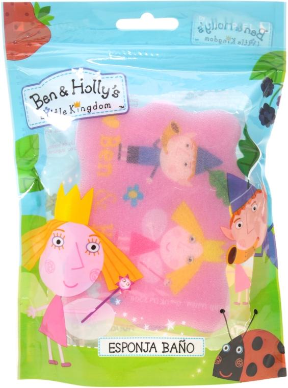 Мочалка банная детская, вариант 2 - Suavipiel Ben & Holly's Bath Sponge