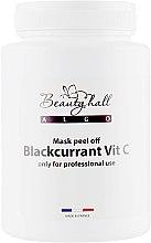 """Духи, Парфюмерия, косметика Альгинатная маска """"Черная смородина"""" - Beautyhall Algo Peel Off Blackcurrant Mask"""