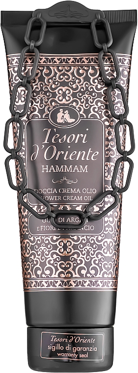 Tesori d`Oriente Hammam - Крем-гель для душа