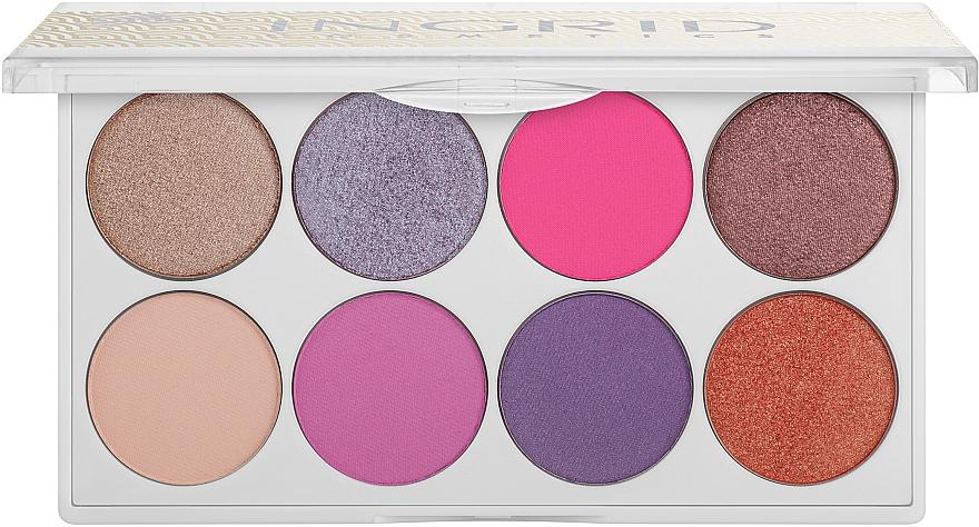 Палетка теней для век - Ingrid Cosmetics Candy Boom Eye Shadows Palette