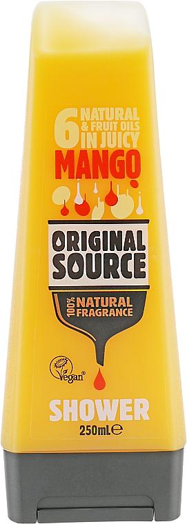 """Гель для душа """"Манго"""" - Original Source Mango Shower Gel"""