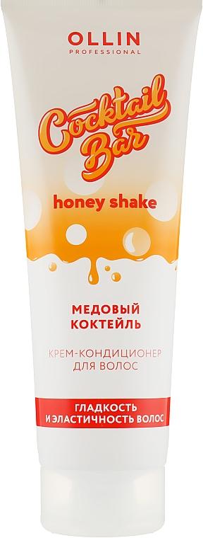 """Крем-кондиционер для волос """"Медовый коктейль"""" - Ollin Professional Cocktail Bar Honey Shake"""
