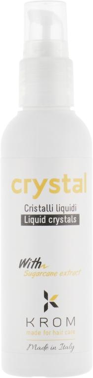 Жидкие кристаллы с экстрактом сахарного тростника - Krom K Style