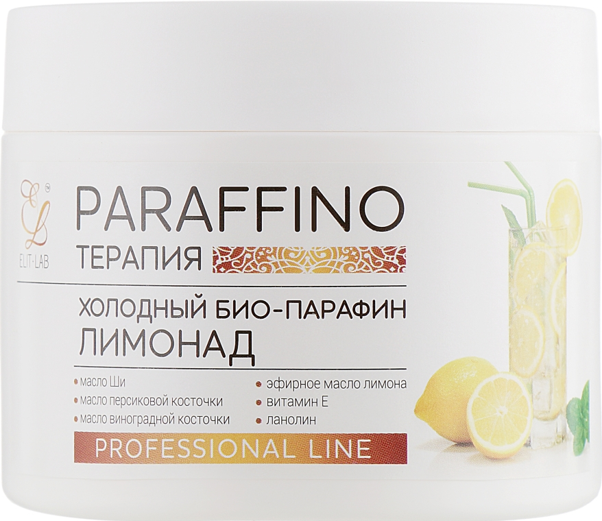 "Холодный био-парафин ""Лимонад"" - Elit-Lab"