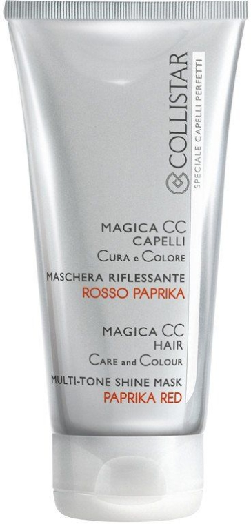 Тонирующая маска - Collistar Magica CC Hair Care and Colour