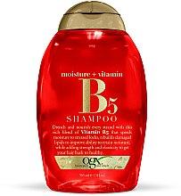 Духи, Парфюмерия, косметика Увлажняющий шампунь для волос - OGX Moisture + Vitamin B5 Shampoo