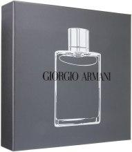 Духи, Парфюмерия, косметика Giorgio Armani Acqua di Gio - Набор (edt 100ml + a/sh balm 75ml + sh/gel 75ml)