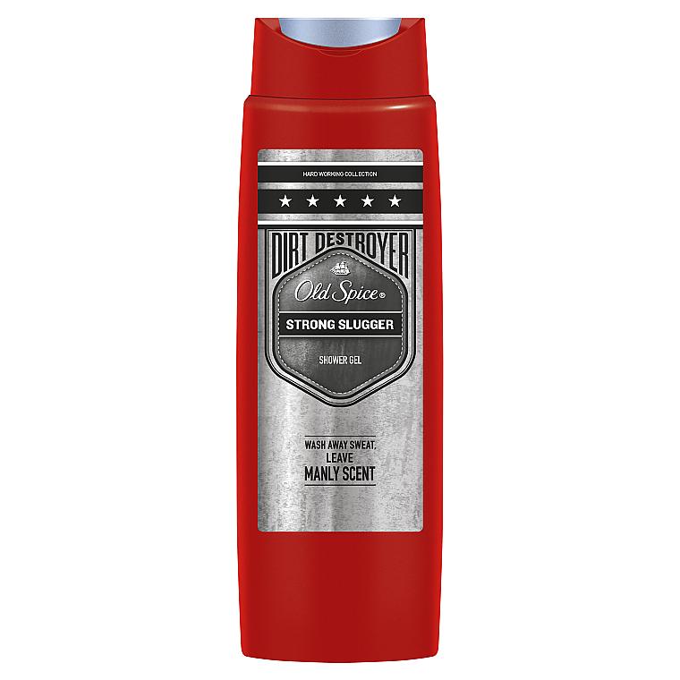 Гель для душа - Old Spice Dirt Destroyer Strong Slugger Shower Gel