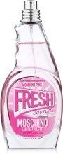 Духи, Парфюмерия, косметика Moschino Pink Fresh Couture - Туалетная вода (тестер без крышечки)