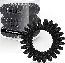 Духи, Парфюмерия, косметика Резинки для волос - Joko Blend Power Bobble Black