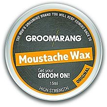 Духи, Парфюмерия, косметика Воск для усов и бороды - Groomarang Moustache & Beard Wax