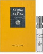 Духи, Парфюмерия, косметика Acqua di Parma Colonia Pura - Одеколон (пробник)