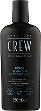 Духи, Парфюмерия, косметика Шампунь для волос - American Crew Detox Shampoo