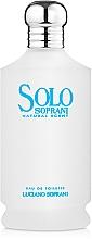 Духи, Парфюмерия, косметика Luciano Soprani Solo Soprani - Туалетная вода (тестер с крышечкой)