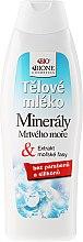 Духи, Парфюмерия, косметика Молочко для тела - Bione Cosmetics Dead Sea Minerals Nourishing Body Milk