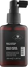 Духи, Парфюмерия, косметика Мультиактивный мужской лосьон для кожи головы - Dear Beard Man's Ritual Multi Active Scalp Lotion