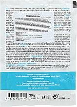 Осветляющий порошок, голубой - Kosswell Professional Decowell Blond — фото N2