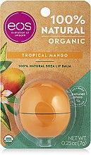 Духи, Парфюмерия, косметика Бальзам для губ - EOS Smooth Sphere Lip Balm Tropical Mango