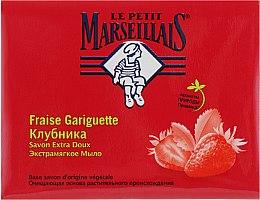 """Набор """"Клубника прованса"""" - Le Petit Marseillais (soap/90g + sh/gel/250ml) — фото N4"""