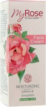 Духи, Парфюмерия, косметика Увлажняющий крем для лица - My Rose Moisturizing Face Cream