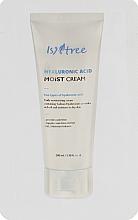 Духи, Парфюмерия, косметика Крем для глубокого увлажнения кожи - Isntree Hyaluronic Acid Moist Cream (пробник)