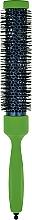 Парфумерія, косметика Брашинг з дерев'яною ручкою, покритою каучуковим лаком, d 32,5 mm,  - 3ME Maestri