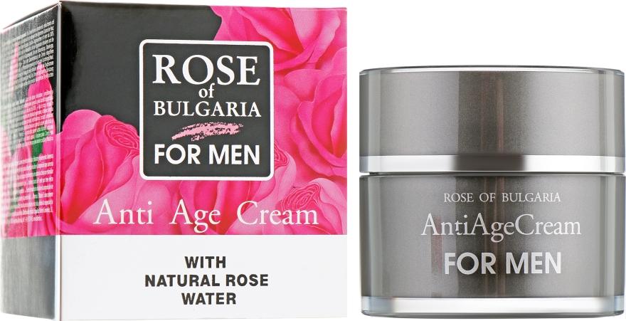 Антивозрастной крем для мужчин - BioFresh Rose of Bulgaria