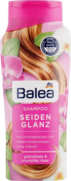 Шампунь для блеска волос - Balea Shampoo Seidenglanz