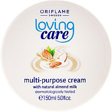 Духи, Парфюмерия, косметика Крем для лица и тела - Oriflame Loving Care Multi-Purpose Cream
