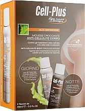 Духи, Парфюмерия, косметика Набор - Bios Line Anti-cellulite Crackling Mousse (b/mousse/150mlx2)