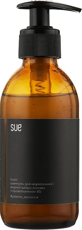 Шампунь для волос с провитамином В5 - Sue Basic
