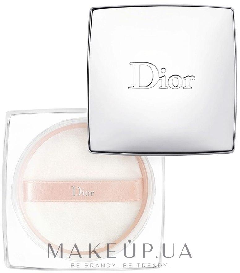 Отзывы о Пудра для лица рассыпчатая - Dior Diorskin Nude