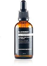Духи, Парфюмерия, косметика Масло для волос - Mr.Scrubber Elixir Keratin Intence Hair Growth Oil Drops